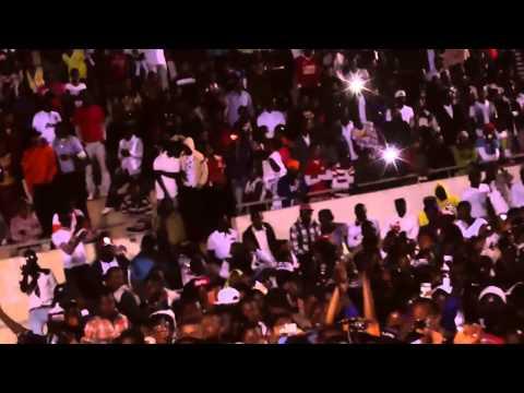 DTM Concert Live Senegal 2014