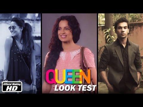 Queen Look Test   Kangana Ranaut, Rajkummar Rao, Vikas Bahl   7th Mar, 2014 Mp3