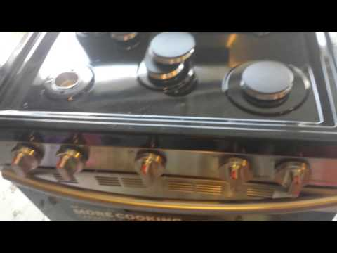 Stove conversion natural gas to Lp