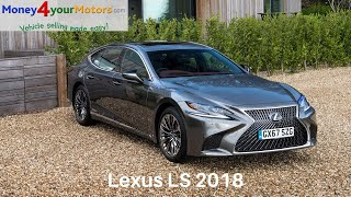 Lexus LS 2018 road test and review