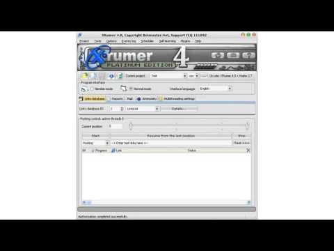 Senuke xrumer vps xrumer 7.0 elite free download