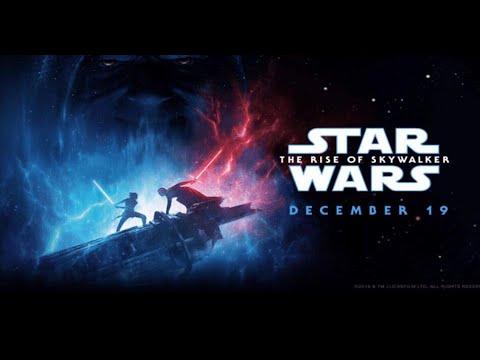 Cinema Reel: Star Wars: The Rise Of Skywalker (Odeon)