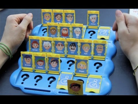 The Ultimate Game of Guess Who