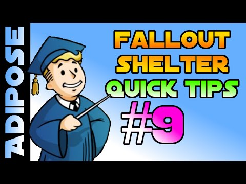Fallout Shelter Tips! #9 Best SPECIAL And Gear For Wasteland Exploration.