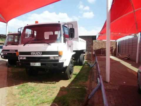 1995 ISUZU TROOPER Tipper Auto For Sale On Auto Trader South Africa