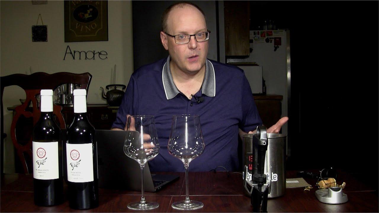 Download UPDATED Review - Yatir Winery Mt. Amasa White & Yatir Creek Red - Episode #498