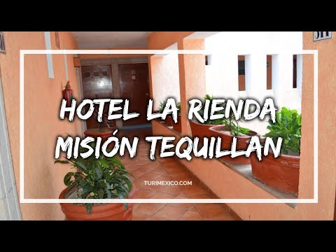 Hotel La Rienda Misión Tequillan en Tequila, Jalisco