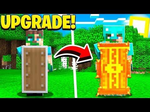 How to UPGRADE Minecraft SHIELDS!