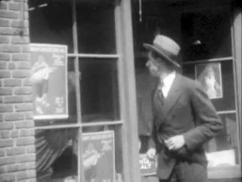 On Location with Laurel and Hardy -- March 1928 - Unedited