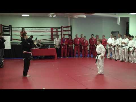 Killer Black Belt Test - Part3 Getting My Belt - Boden