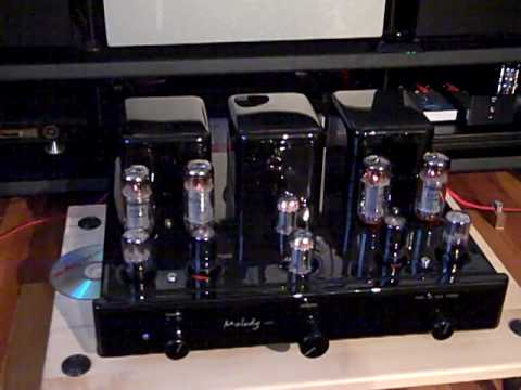 melody valve,decware speakers,norh pre-amp.