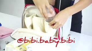 видео Рюкзачки для мамы