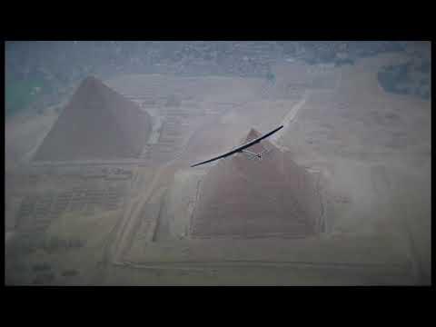 Vidéo Solar Impulse 2