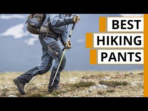 Top 5 Best Hiking & Outdoor Pants