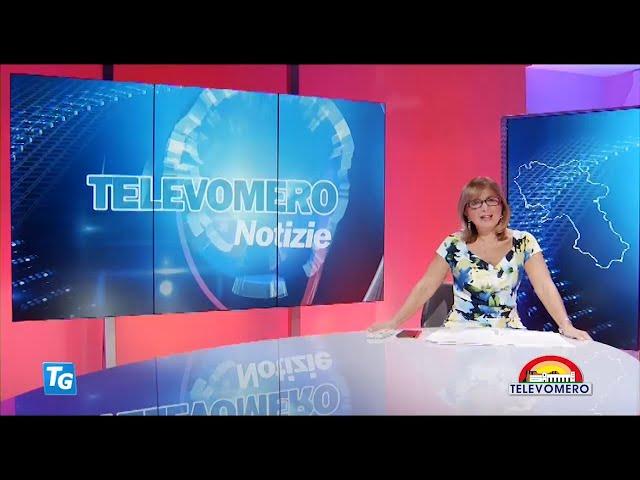 TELEVOMERO NOTIZIE 22 SETTEMBRE 2020 EDIZIONE delle  20 30