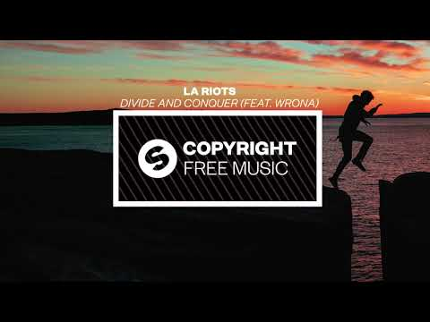 LA Riots - Divide and Conquer (feat. Wrona) (Copyright Free Music)