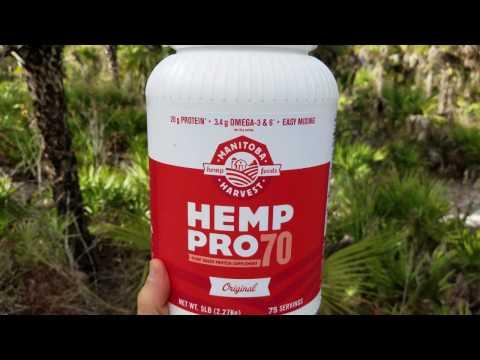 Manatoba Harvest Hemp Pro 70 protein | My Review