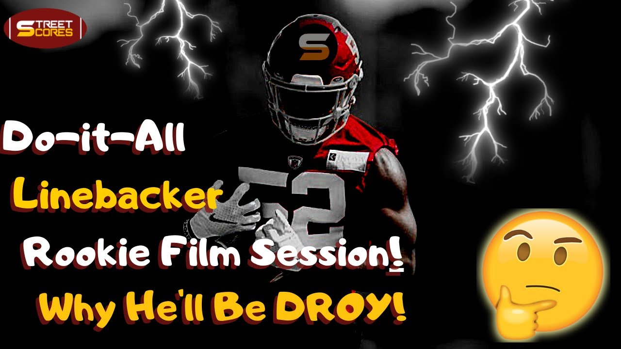 🎥 WFT FILM SESSION: Why Jamin Davis Will Win DROY! Instincts! Coverage! Freak Athlete! No Ceiling! 🎥