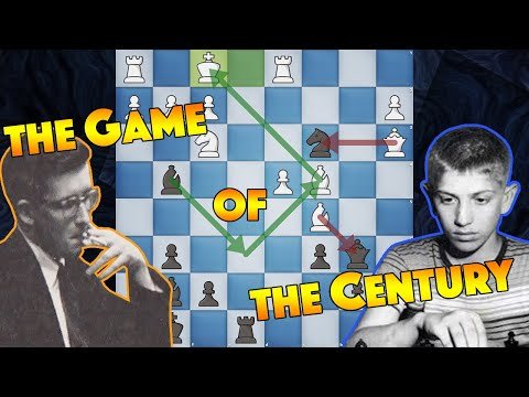 The Game Of The Century | Byrne Vs Fischer | New York 1956