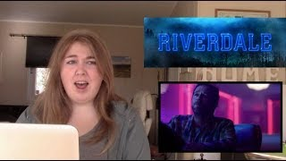 Riverdale season 2 episode 1 REACTION chapter fourteen: A kiss before dying