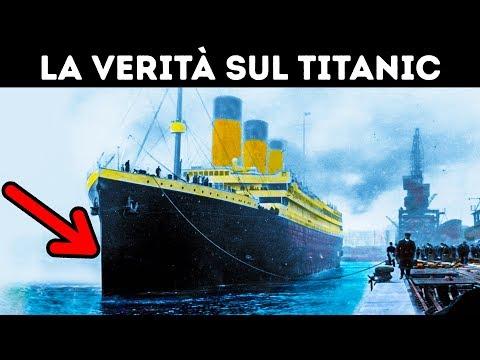 Come è affondato il Titanic: la storia che ancora non sai