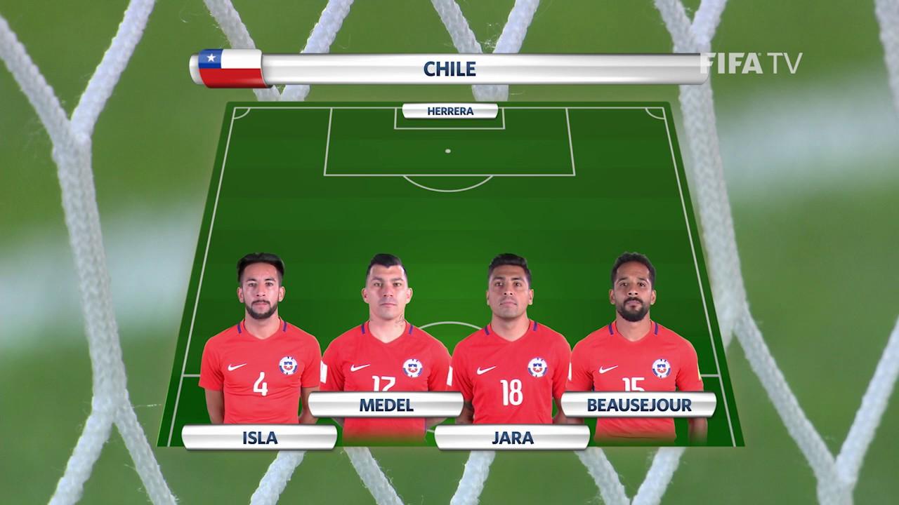 Resultado de imagem para Match 8: Germany v Chile - FIFA Confederations Cup 2017