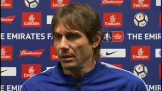 "Conte Brands Mourinho ""A Little Man"" And ""Fake"""