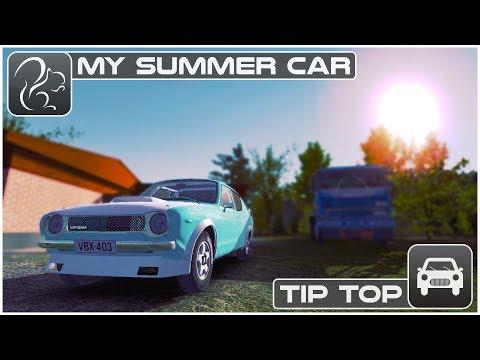 My Summer Car - Tip Top
