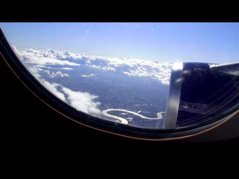 BA905 Euro Traveller  FRA - LHR British Airways Frankfurt to London 13,09,11