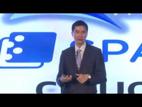 Denis Presentation at 2015 EMC China Media Kickoff