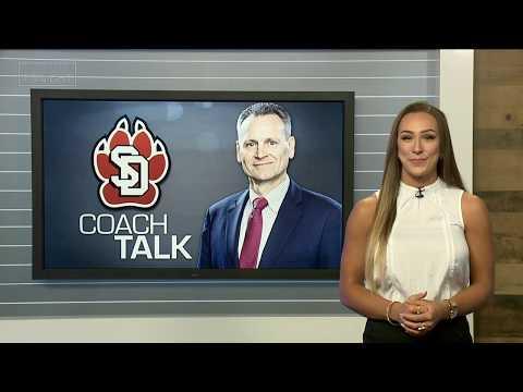 Midco Sports Tonight - USD Coach Talk 10/3/17
