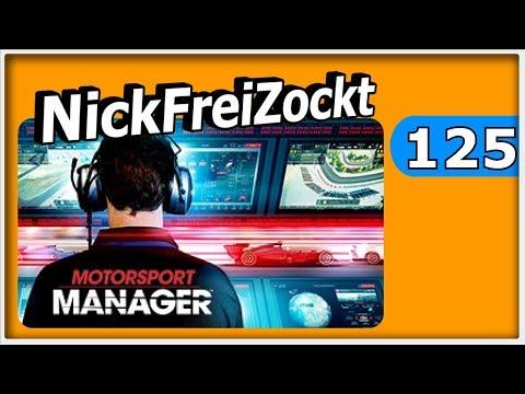 Motorsport Manager PC V1.4 #125 ► S5 R5 Neuer Fahrer ► Motorsport Manager PC german