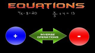 How to solve MULTI-STEP EQUATIONS: THE EASY WAY!
