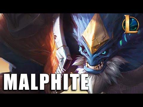 Malphite Odisseia - League of Legends (Completo) thumbnail