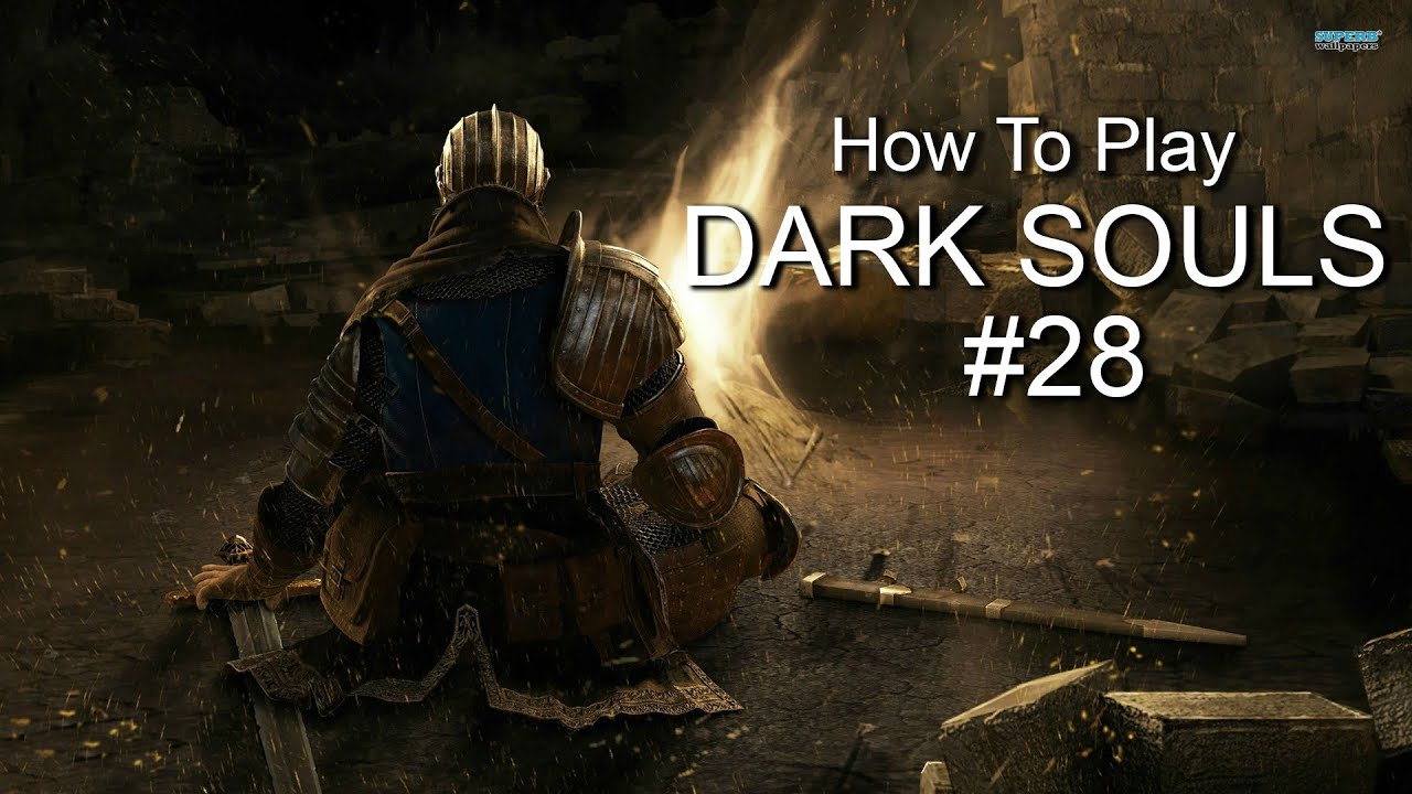 How To Play Dark Souls 28 Artorias Of The Abyss Youtube