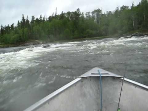 running stanley rapids