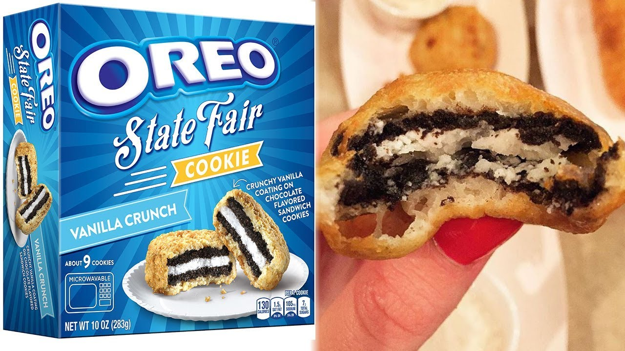 Walmart Debuts State Fair DEEP FRIED Oreos That Will Melt In Your Mouth