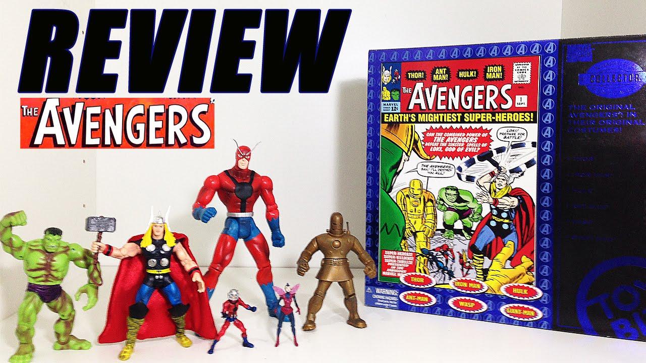 Image result for toybiz avengers gift pack