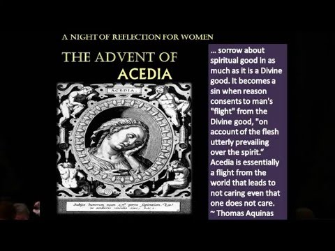 THE ADVENT OF ACEDIA