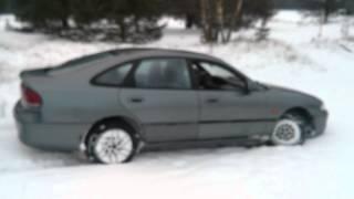 Mazda 626 GE 1991 4wd test drive