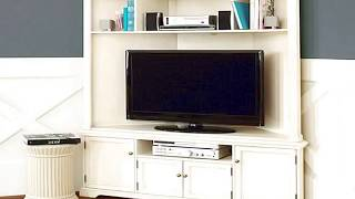 In this video amazing House and Furniture Ideas has title Corner TV Cabinet With Doors.