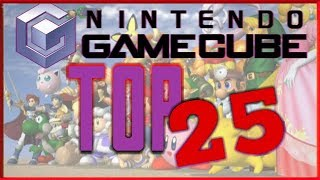 The Top 25 Gamecube Games of all time!