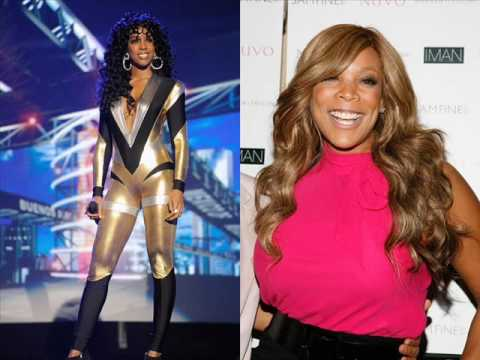 Kelly Rowland on Wendy Williams (Part 1)