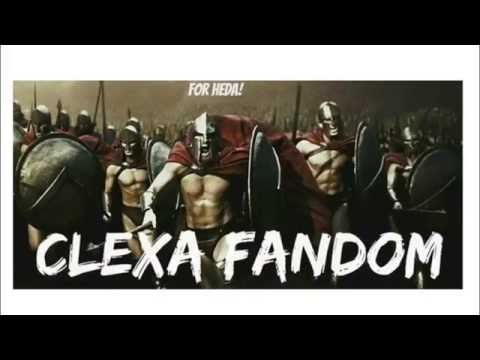 NEVER GIVE UP CLEXAKRU! vote for clexa eonline.