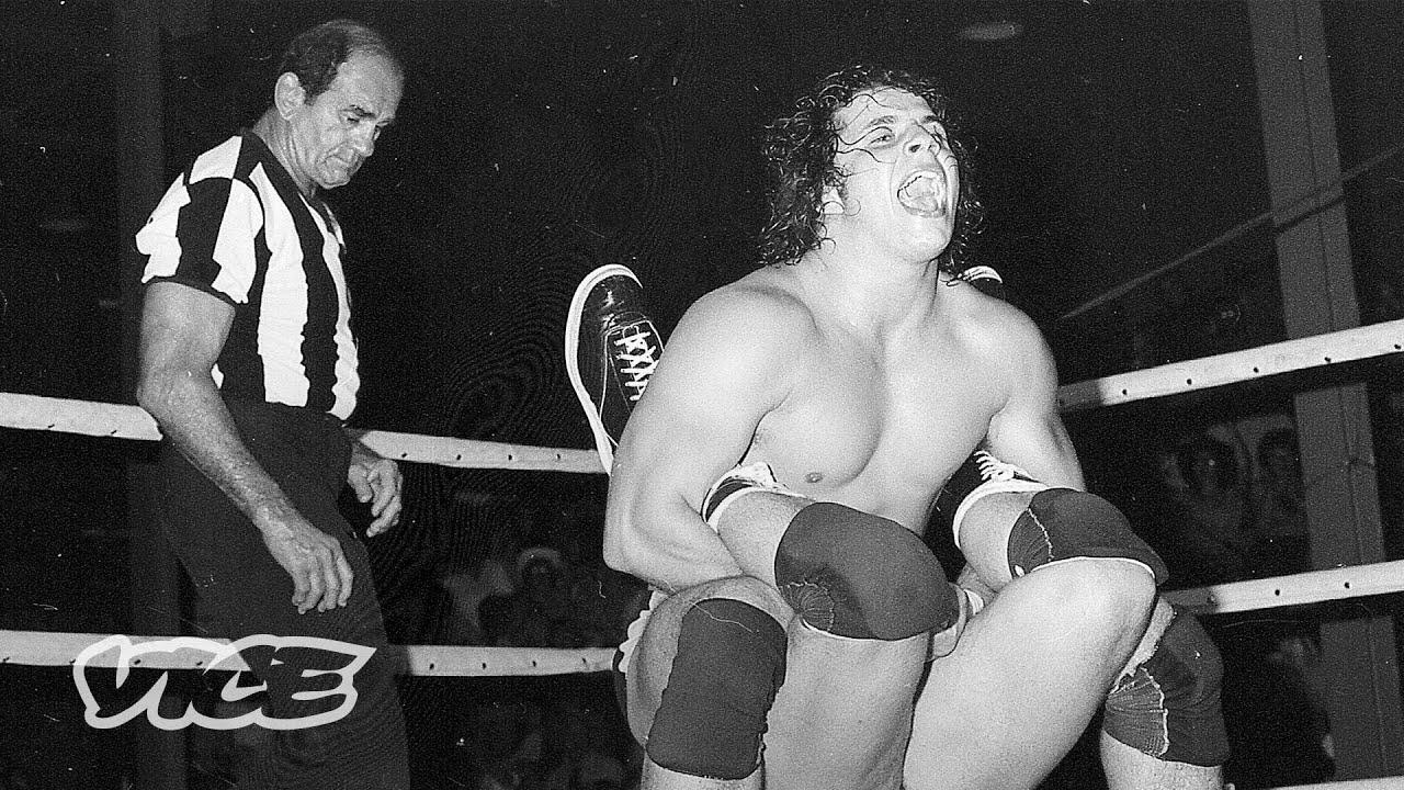 Lifting the Lid on Wrestling's 'Sacred Brotherhood'