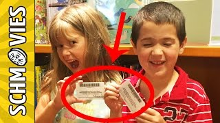 kids get their own library cards
