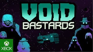Void Bastards Announcement Trailer