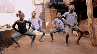 "Masaka Kids Africana Dancing Saying ""Thank You"" To Each One Of 1,000,000 Subscribers 