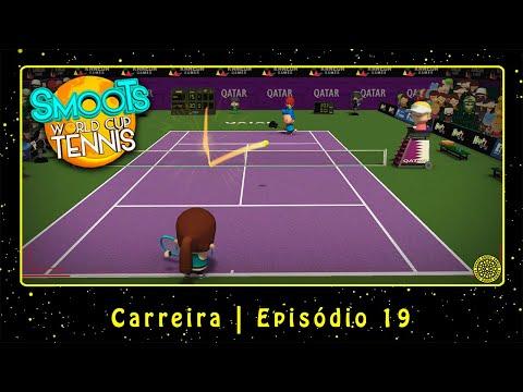 Smoots World Cup Tennis (PC) Carreira | Episódio 19 |