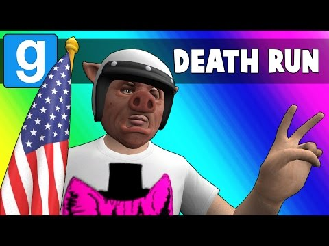 Thumbnail: Gmod Deathrun Funny Moments - 2020 US Presidential Election